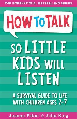 How to Talk So Little Kids Will Listen Free EPUB Download