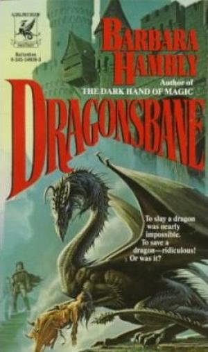 Dragonsbane by Barbara Hambly EPUB Download